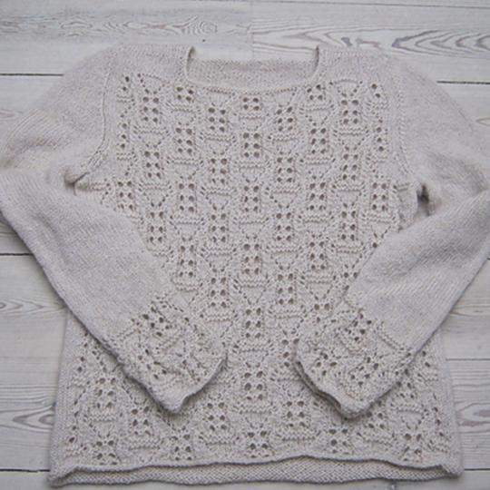 Alma's trøje