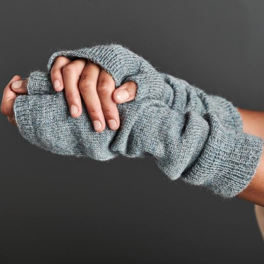 Wool Local Mittens