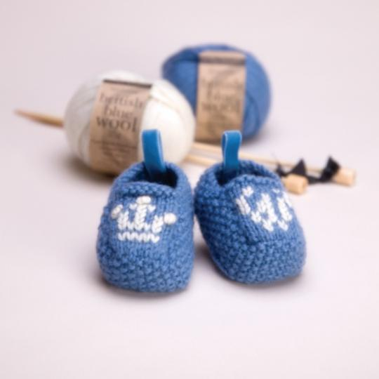 Little Prince & Princess Baby Slippers