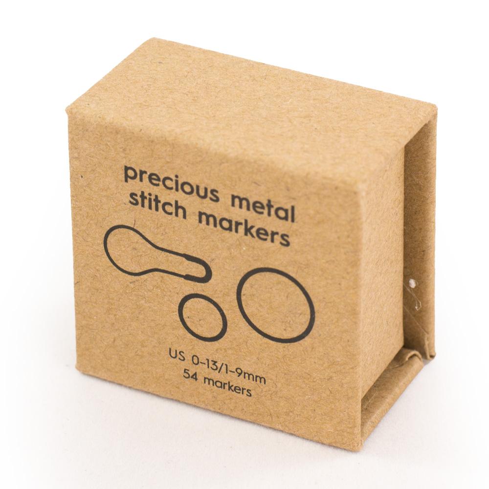 CocoKnits Metal Maske Markører