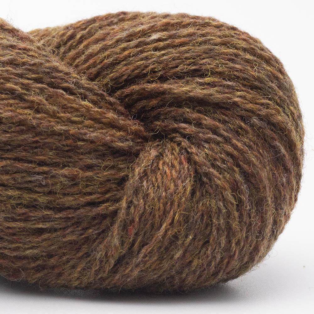 BC Garn Bio Shetland walnut