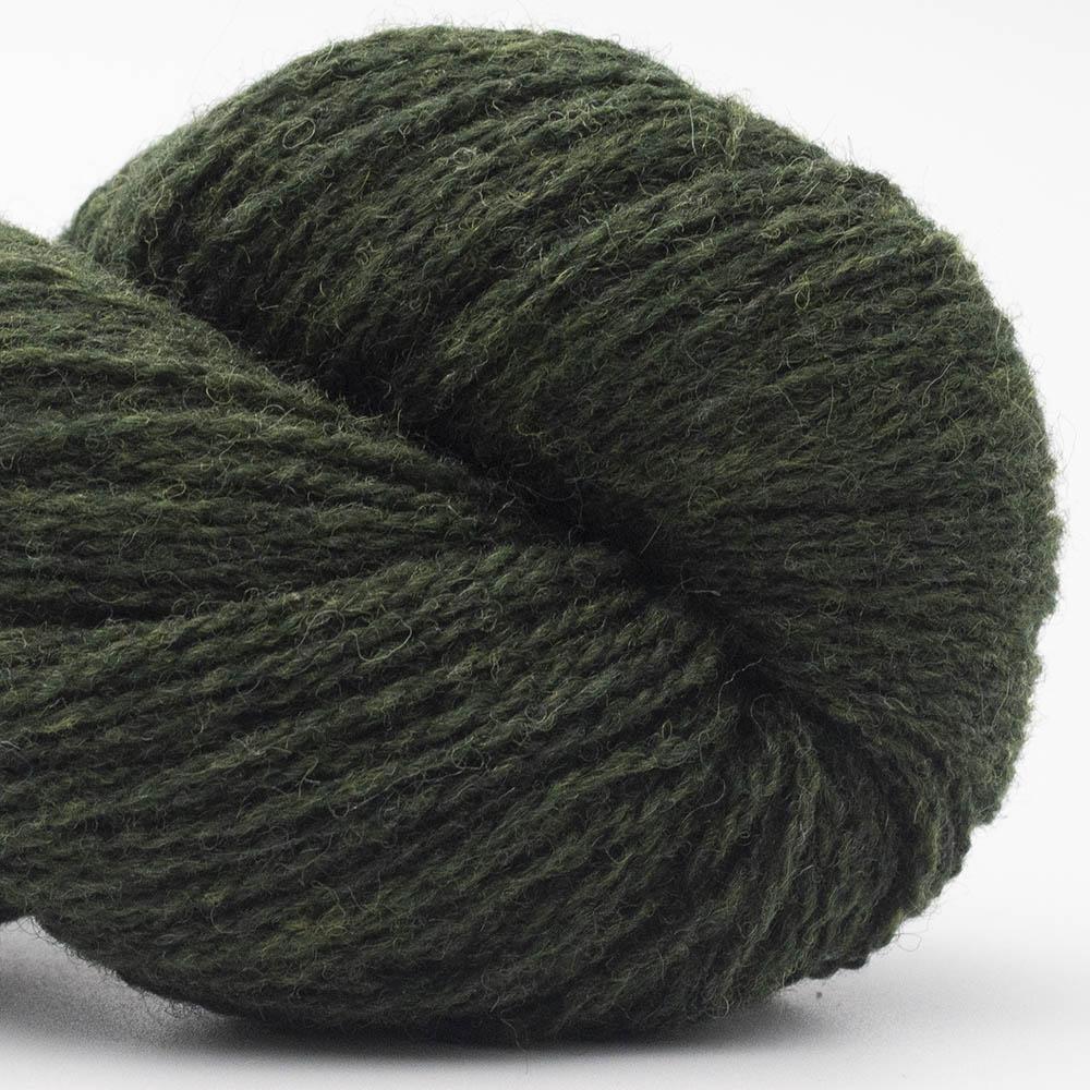 BC Garn Bio Shetland dark olive