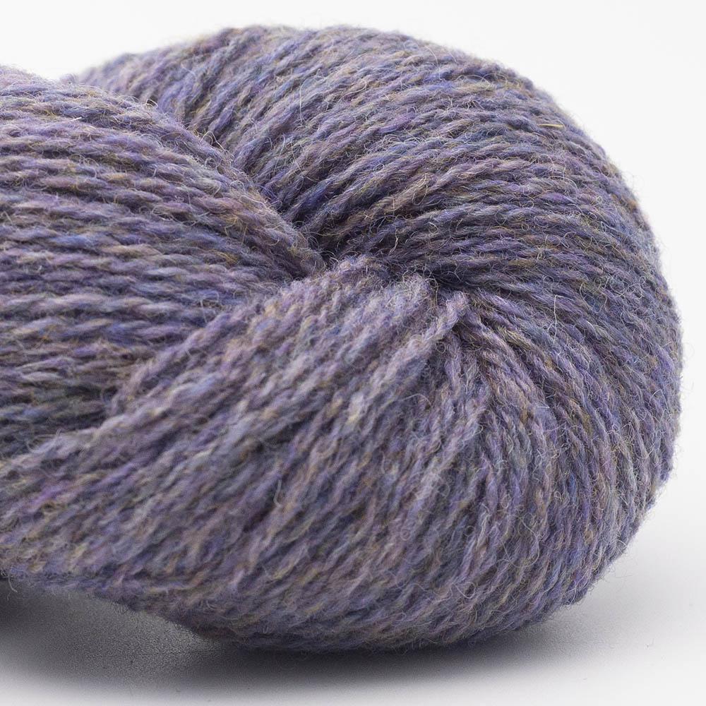BC Garn Bio Shetland light violet
