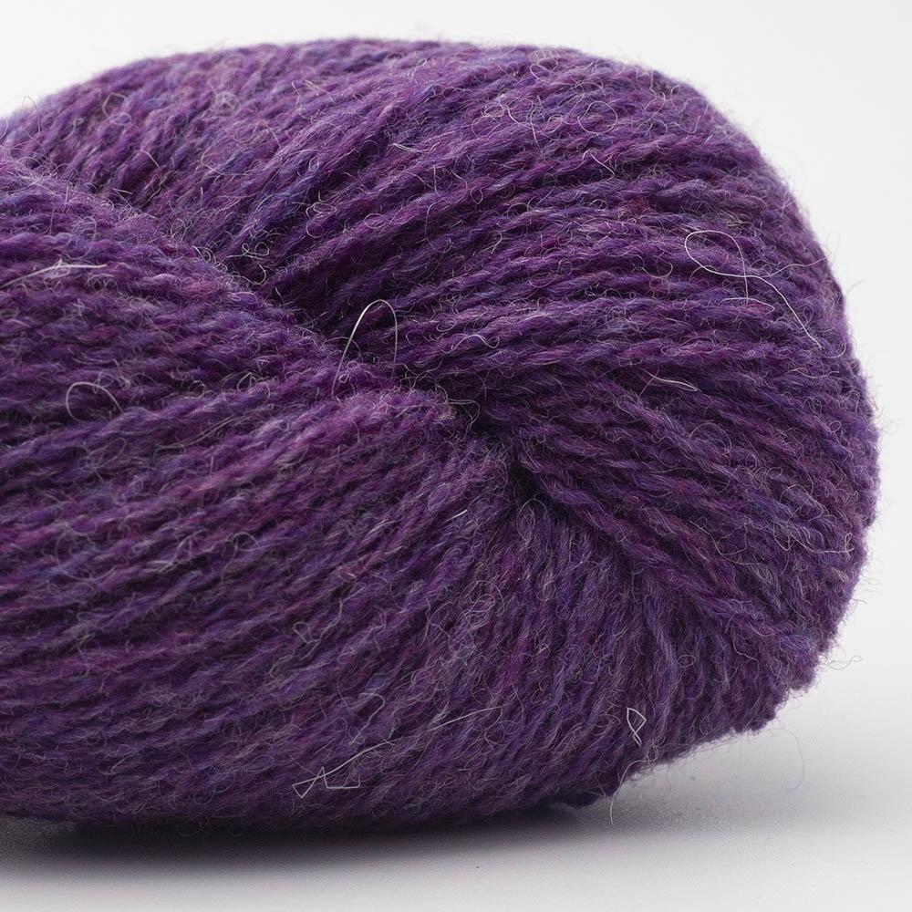 BC Garn Bio Shetland purple