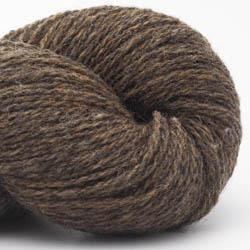 BC Garn Bio Shetland GOTS brown marled