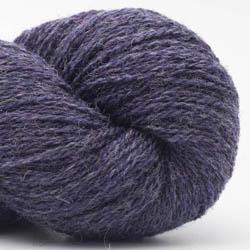 BC Garn Bio Shetland GOTS dark violet