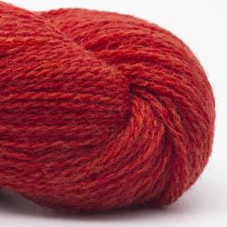 BC Garn Bio Shetland GOTS brick red