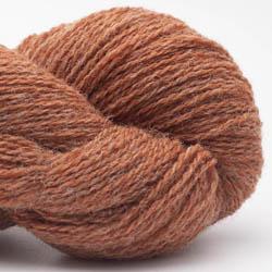 BC Garn Bio Shetland GOTS Bräunlich-Orange