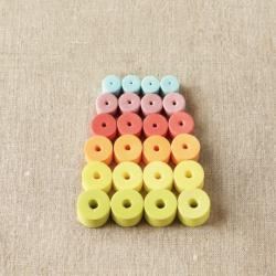 CocoKnits Er mix af maske fangere. Colorful