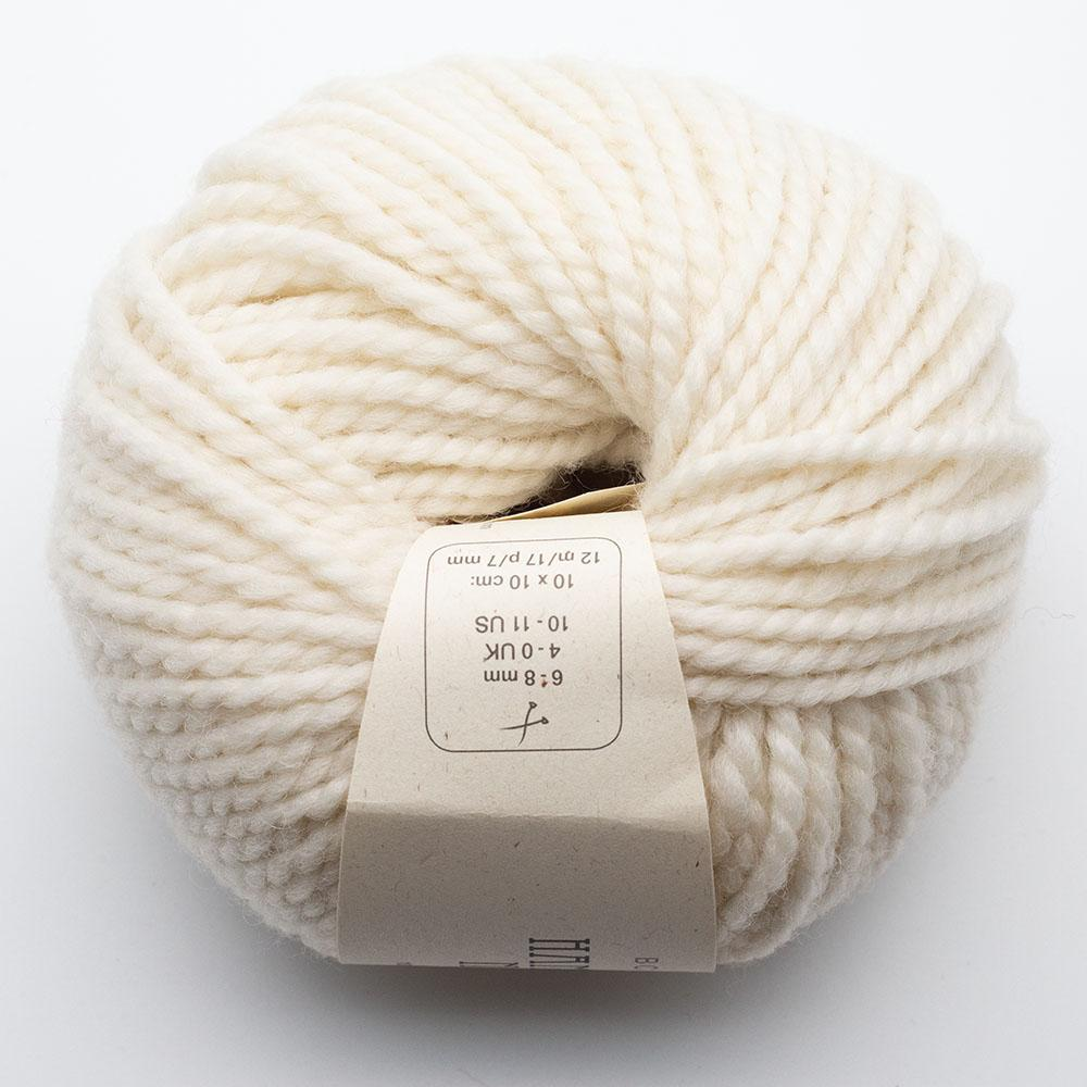 BC Garn Hamelton 2 natural white
