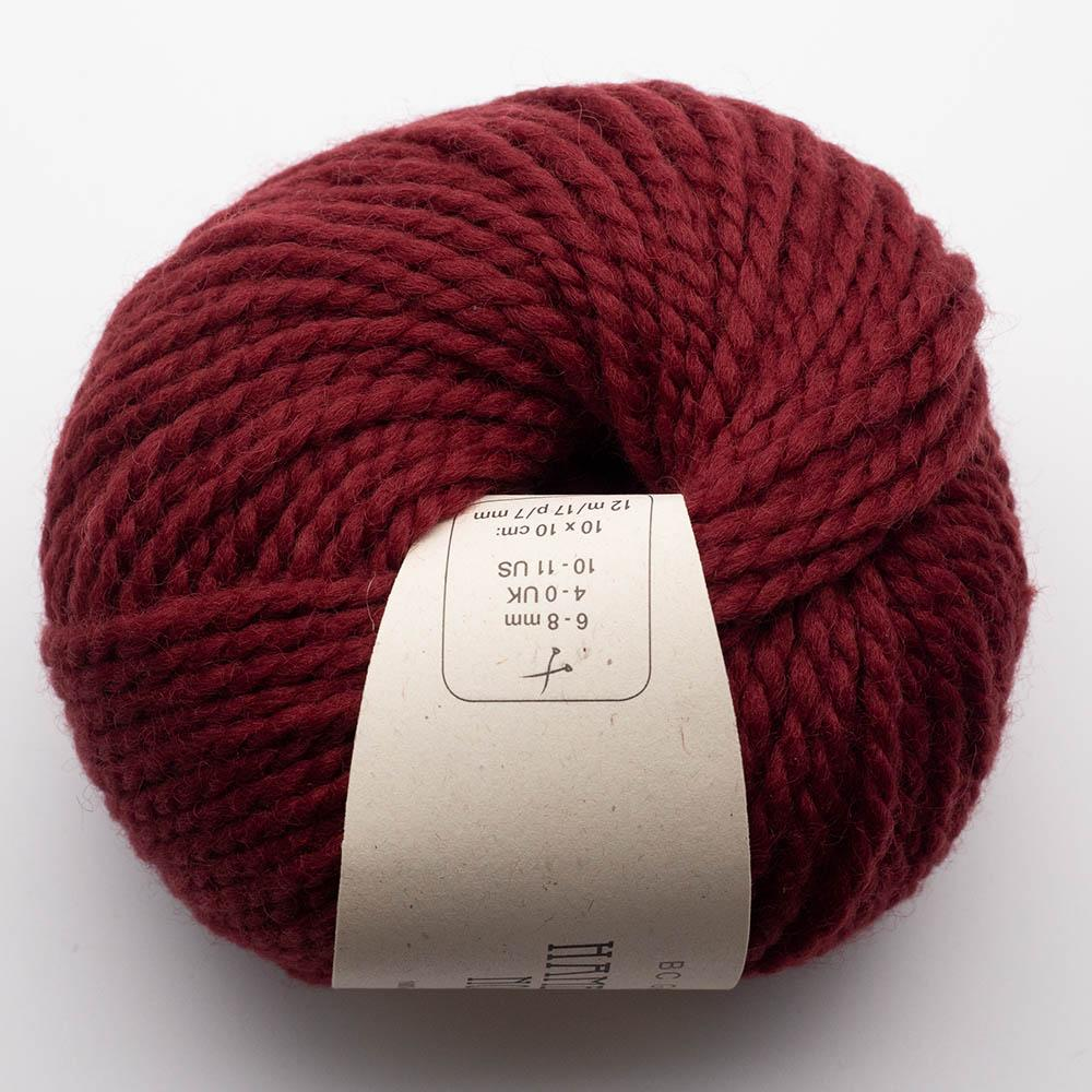 BC Garn Hamelton 2 wine red