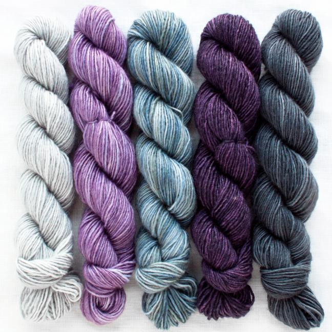 Manos del Uruguay Silk Blend Fino Minis Beatrix