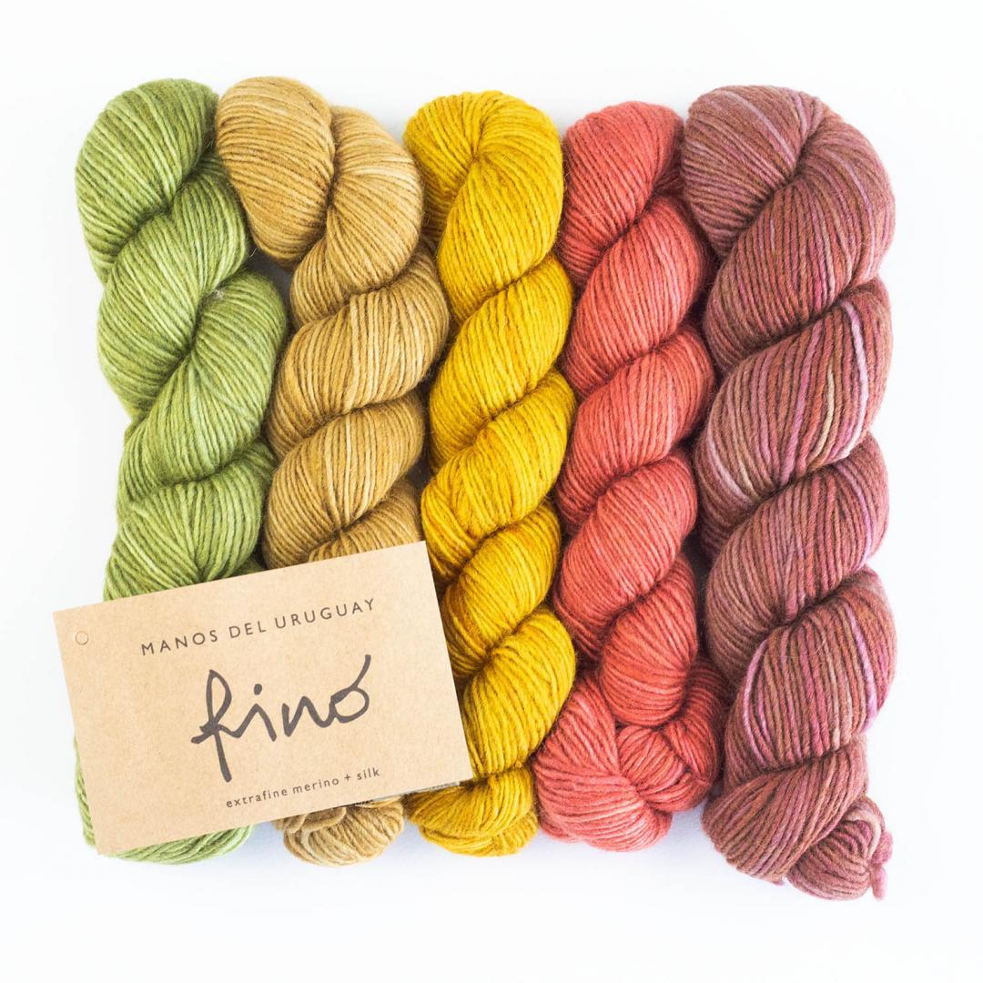 Manos del Uruguay Silk Blend Fino minis
