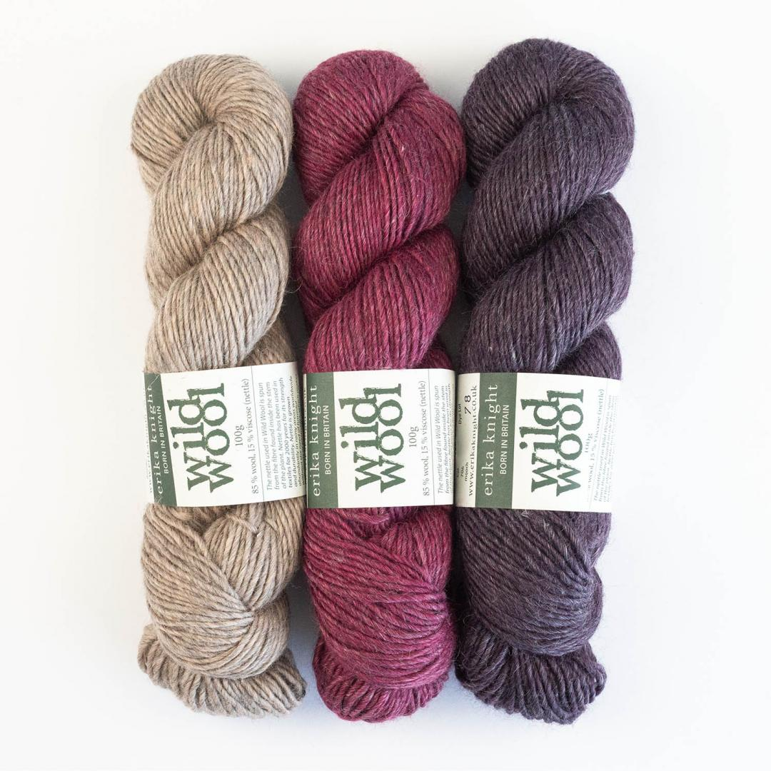 Erika Knight Wild Wool  amble