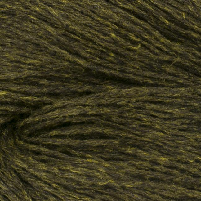 BC Garn Colori auf 900g-Konen moosgrün