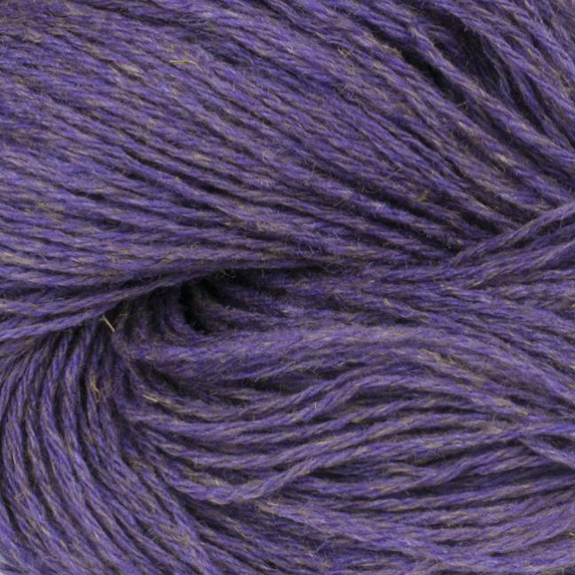BC Garn Colori auf 900g-Konen hell-lila
