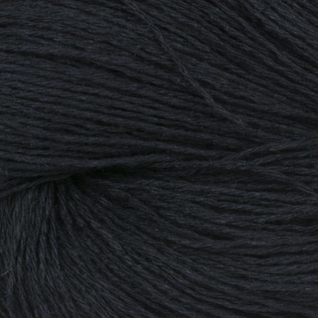 BC Garn Colori auf 900g-Konen schwarz
