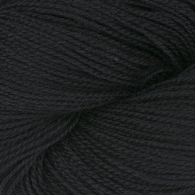 BC Garn Semilla extra fino Ökowolle auf 250g-Konen schwarz