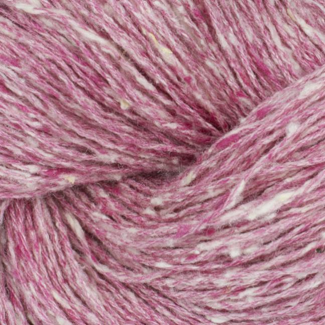 BC Garn Tussah Tweed on 1kg-cones pink-lady