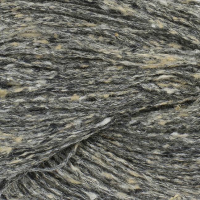 BC Garn Tussah Tweed on 1kg-cones grey-tweed-mix