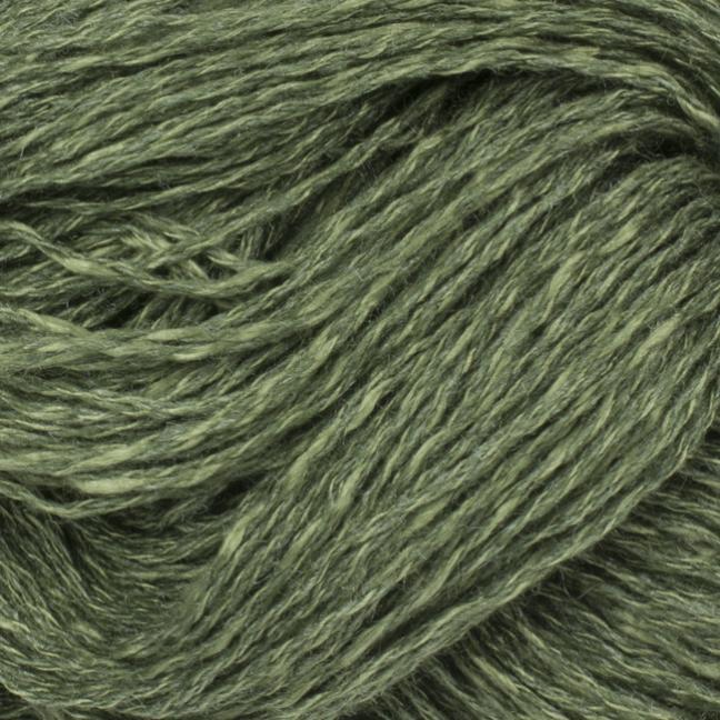 BC Garn Caseta on 800g-cones dunkel-grün