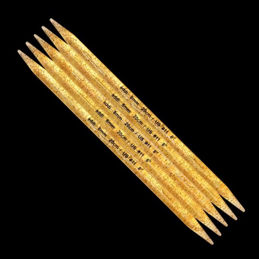 Addi Addi Strømpepinde Plast 401-7 7mm