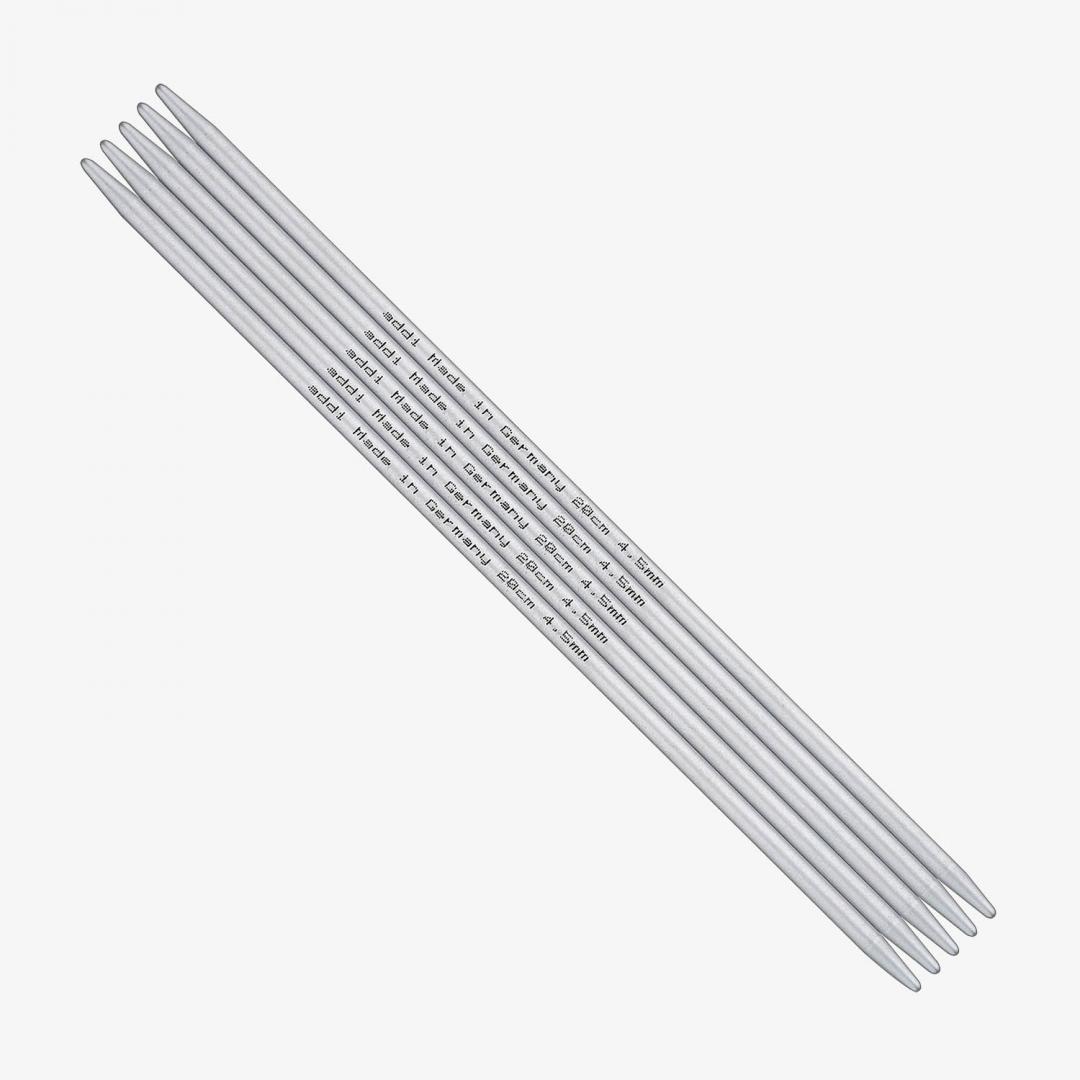 Addi Addi strømpepinde i Aluminium 201-7 6mm-23cm