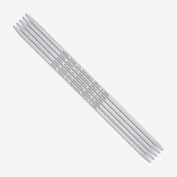 Addi Addi strømpepinde i Aluminium 201-7 5mm -20cm