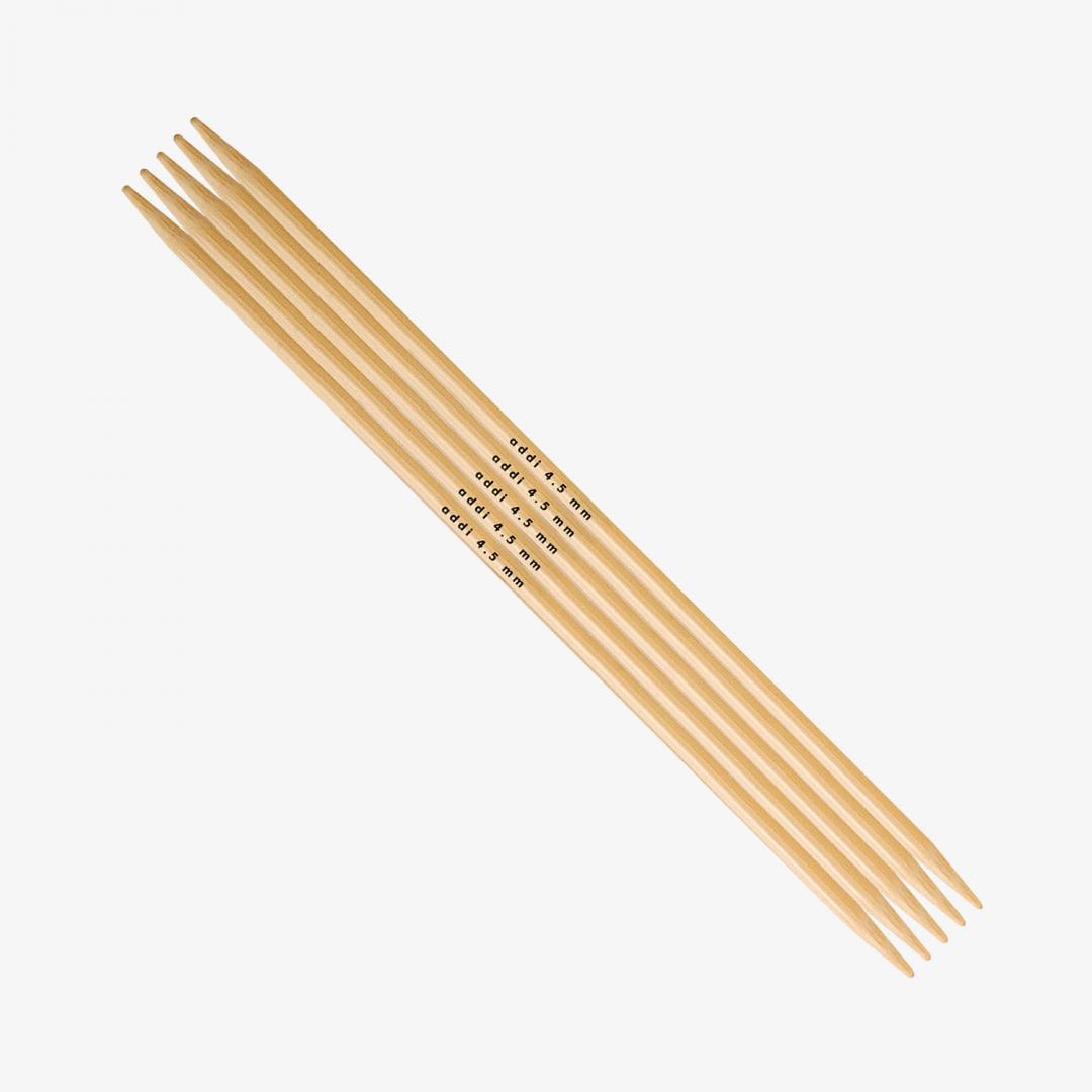 Addi Addi bambus strikkepinde 501-7 6,5mm_15cm