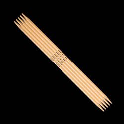 Addi Addi bambus strikkepinde 501-7 9mm_20cm