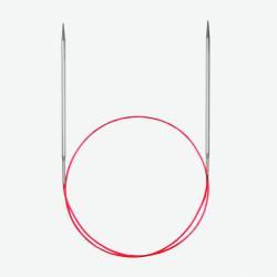 Addi Lace rundpinde 775-7 og 715 med ekstra lange spidser  4,5mm_80cm