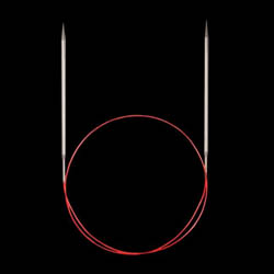 Addi Lace rundpinde 775-7 og 715 med ekstra lange spidser  5 mm_100cm