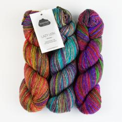 Kremke Soul Wool Lazy Lion Strømpegarn