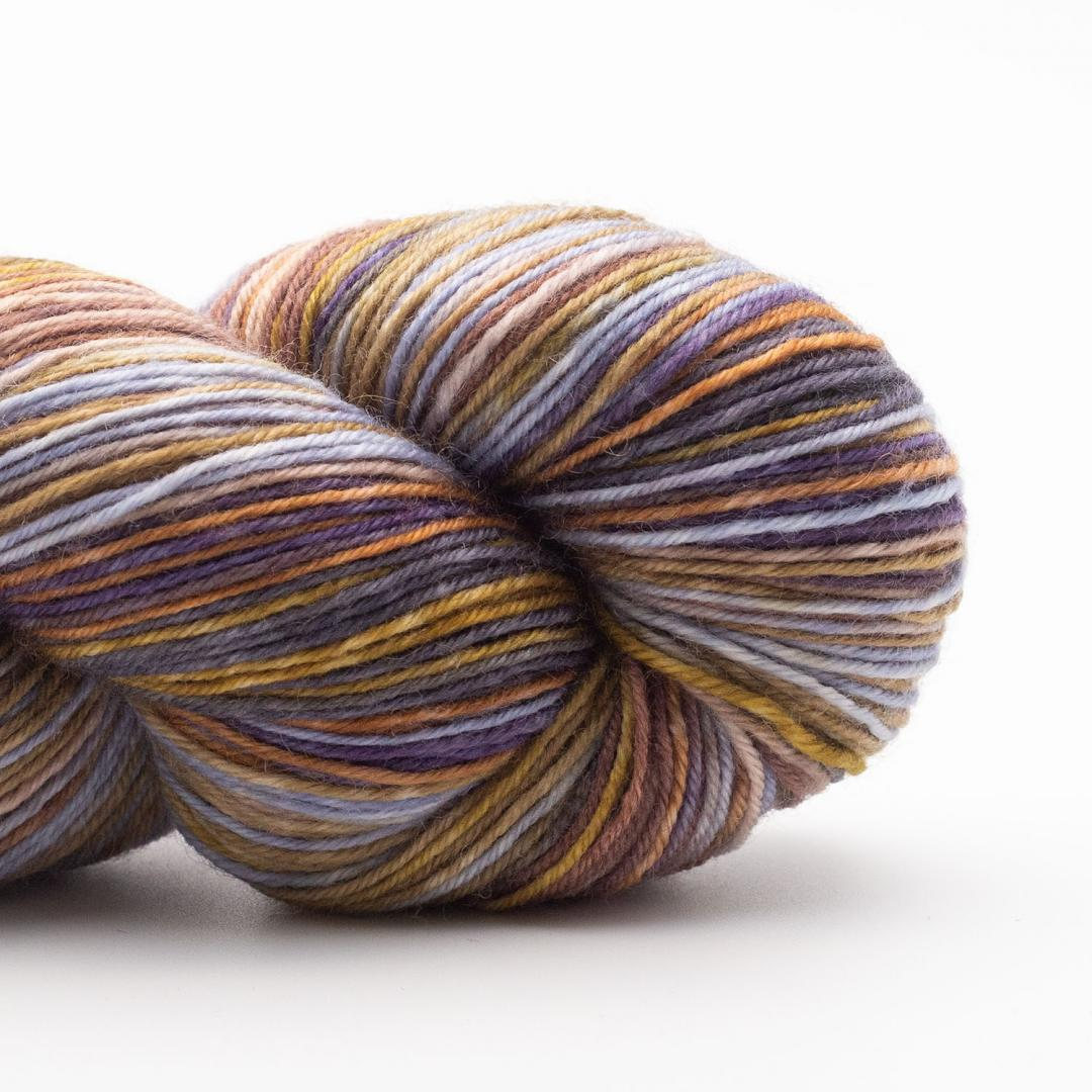 Kremke Soul Wool Lazy Lion Strømpegarn Highlands