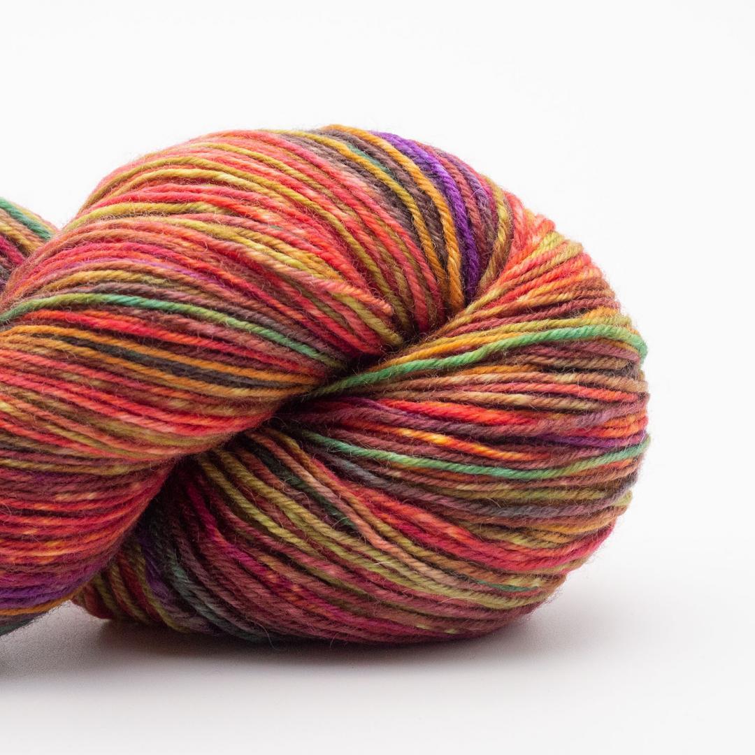 Kremke Soul Wool Lazy Lion Strømpegarn Brittas Favourite