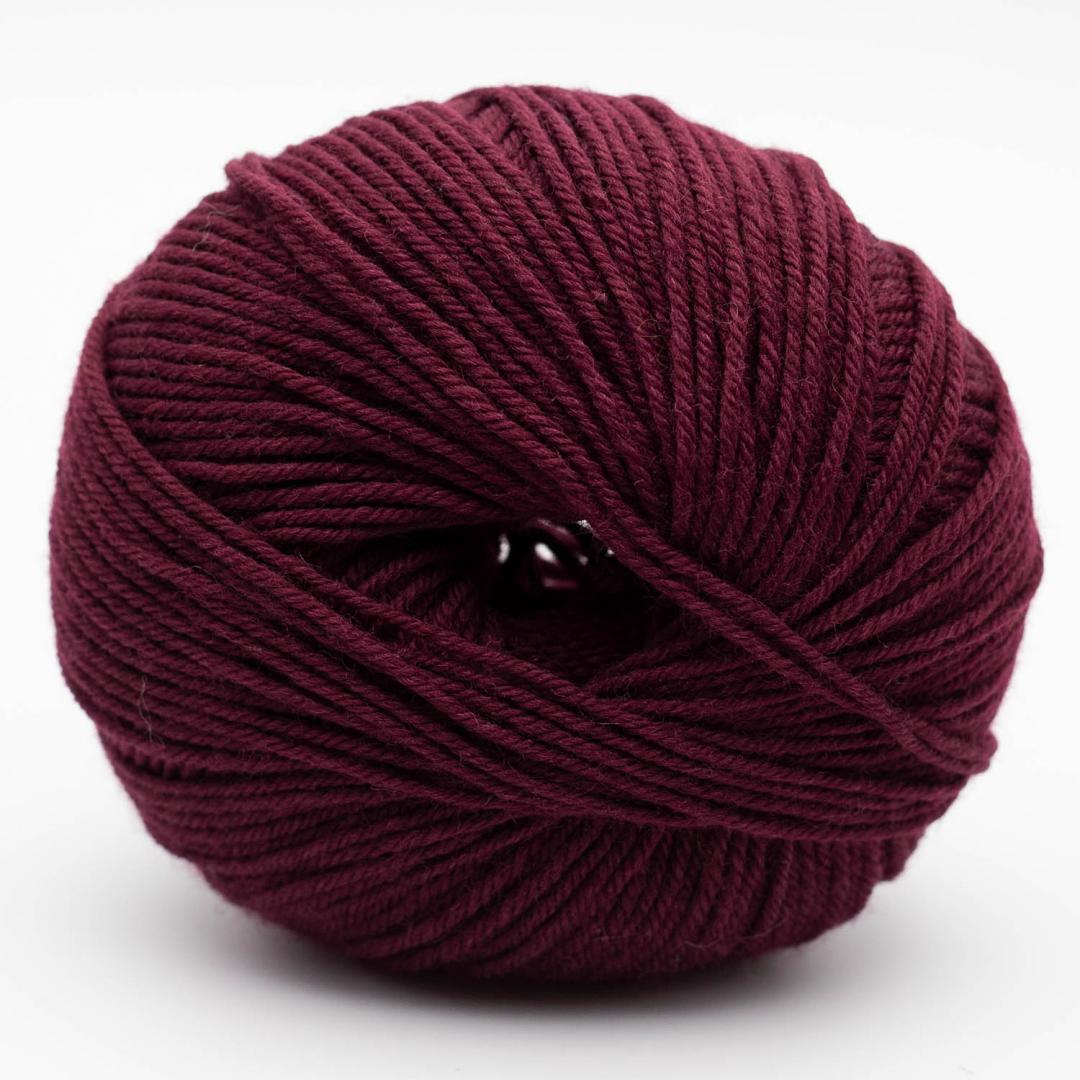 Kremke Soul Wool Bebe Soft Wash Bordeaux