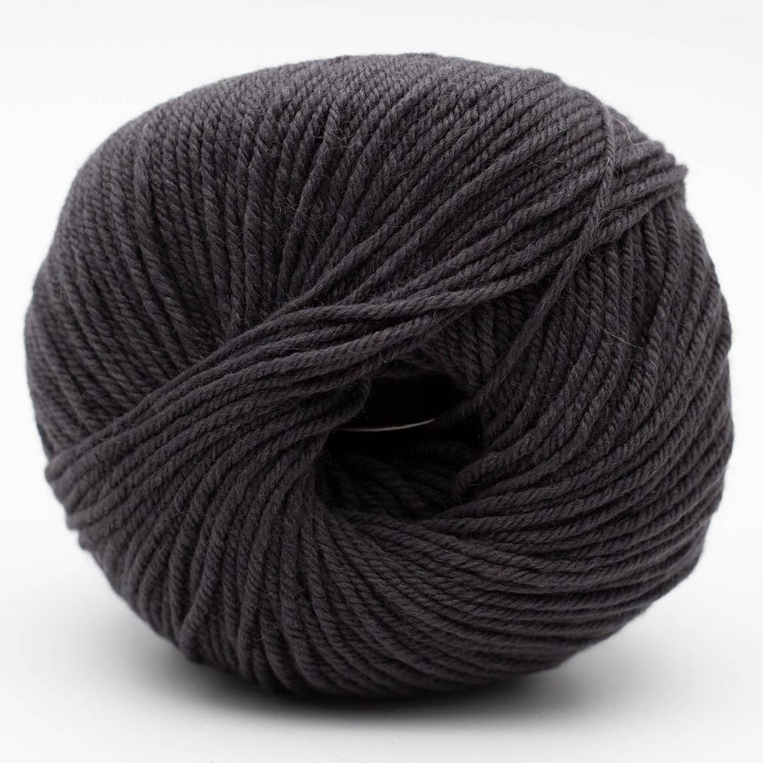 Kremke Soul Wool Bebe Soft Wash Silbergrau