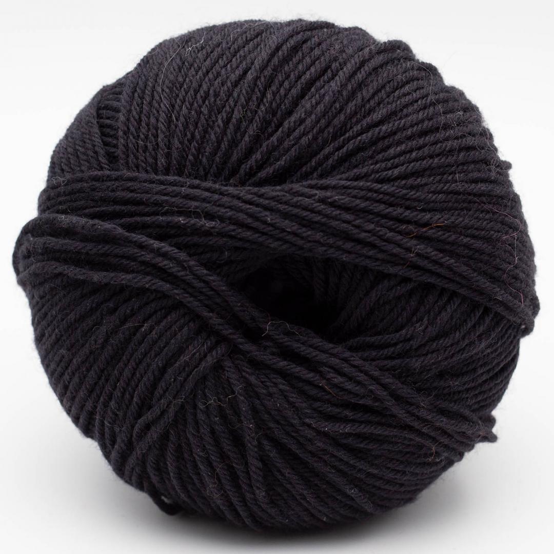 Kremke Soul Wool Bebe Soft Wash Schwarz