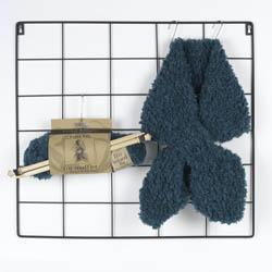 Erika Knight Printed Patterns for Vintage and Fur Wool 1 Fur Muffler ENG Fur Wool