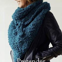 Erika Knight Printed Patterns for Vintage and Fur Wool Pretender Englisch Fur Wool