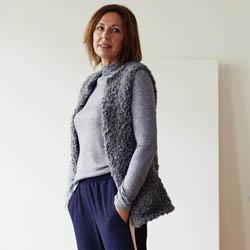 Erika Knight Printed Patterns for Vintage and Fur Wool Faithfull Englisch Fur Wool