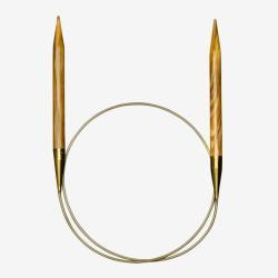 Addi Oliventræs rundpinde 575-7 3,75mm_40cm