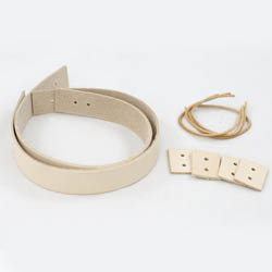 CocoKnits Læder håndtag Small