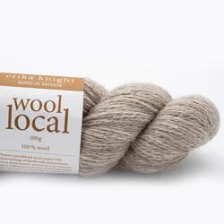 Erika Knight Wool Local 100g Gritstone Flax