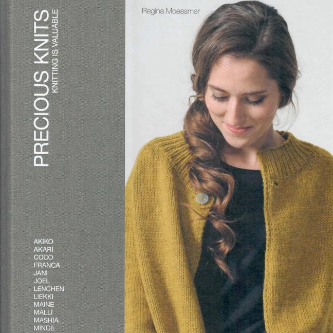 div. Buchverlage Regina Moessmer Pattern Book English