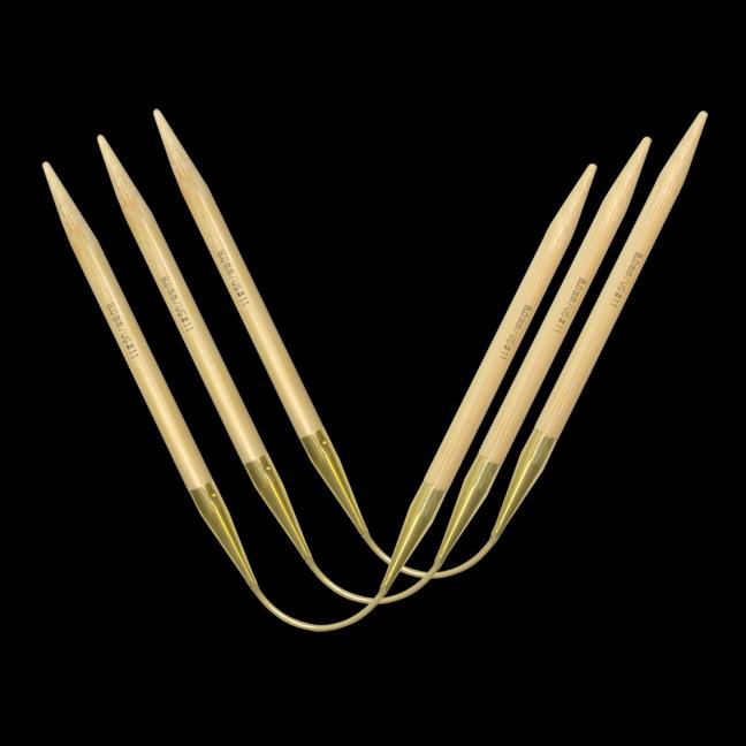 Addi Addi CraSy Trio Bamboo lang 560-2 5,5mm