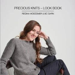 BC Garn Look Book Precious Knits af Regina Moessmer English