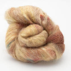 Cowgirl Blues Fluffy Mohair Gradient 100g True Colours