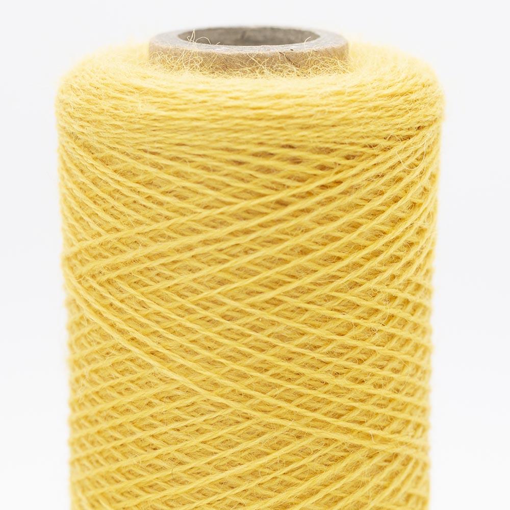 Kremke Soul Wool Merino Spindelvævs Lace 25/2 Sunshine