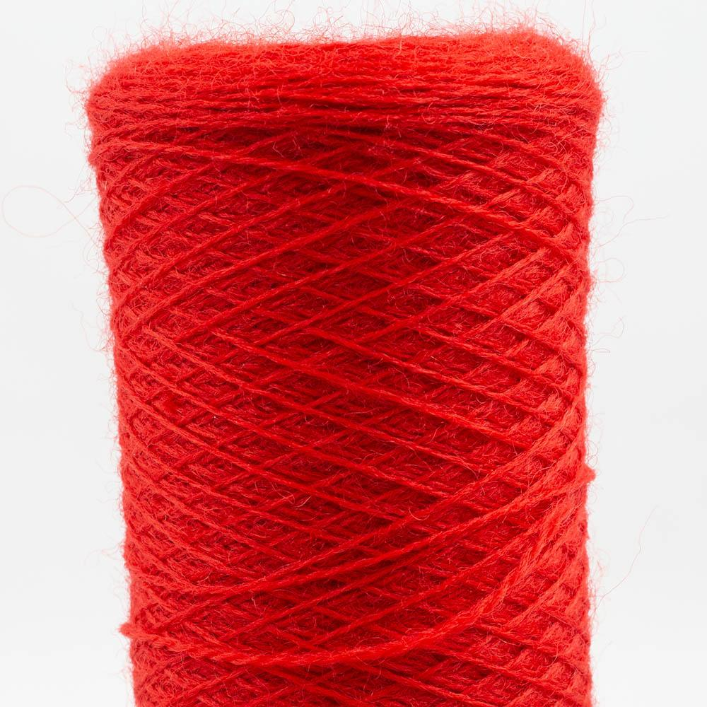 Kremke Soul Wool Merino Spindelvævs Lace 25/2 Tomato